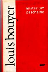 Misterium paschalne - Louis Bouyer  | mała okładka