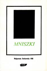 Mniszki - s. Małgorzata Borkowska OSB  | mała okładka