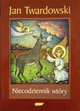 Niecodziennik wtóry - ks. Jan Twardowski  | mała okładka