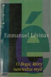 O Bogu, który nawiedza myśl - Emmanuel Lévinas  | mała okładka