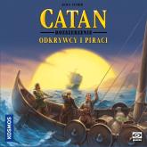 Catan - Odkrywcy i Piraci (nowa edycja) - gra planszowa  - Klaus Teuber | mała okładka