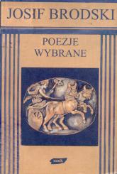 Poezje wybrane  - Josif Brodski  | mała okładka