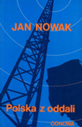 Polska z oddali. Wspomnienia. Tom II, 1956-1976 - Jan Nowak-Jeziorański  | mała okładka