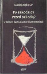 Po szkodzie? Przed szkodą? O Polsce, kapitalizmie i kontemplacji - Maciej Zięba  | mała okładka