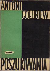 Poszukiwania - Antoni Gołubiew  | mała okładka