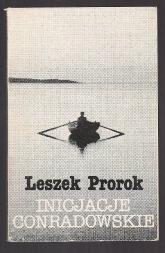 Inicjacje conradowskie - Leszek Prorok  | mała okładka