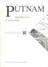 Budowanie sprawnej demokracji. Tradycje obywatelskie we współczesnych Włoszech. - Robert D. Putnam  | mała okładka