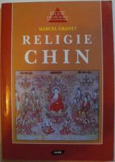 Religie Chin - Marcel Granet  | mała okładka