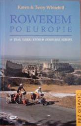 Rowerem po Europie - Karen Whitehill  | mała okładka