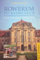 Rowerem po Niemczech. 20 tras, dzięki którym odkryjesz Niemcy - Nadine Slavinski  | mała okładka