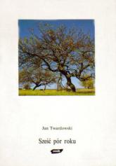 Sześć pór roku - ks. Jan Twardowski  | mała okładka