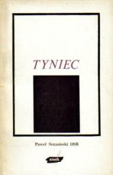 Tyniec - Paweł Sczaniecki  | mała okładka