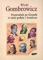 Przewodnik po filozofii w sześć godzin i kwadrans - Witold Gombrowicz  | mała okładka