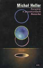 Szczęście w przestrzeniach Banacha - Michał Heller  | mała okładka