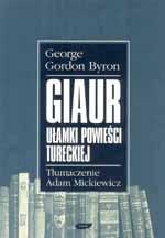 Giaur. Ułamki powieści tureckiej - George Gordon Byron  | mała okładka