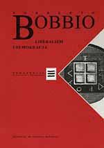 Liberalizm i demokracja - Norberto Bobbio  | mała okładka