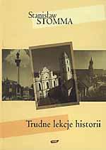 Trudne lekcje historii - Stanisław Stomma  | mała okładka