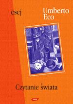 Czytanie świata. Eseje - Umberto Eco  | mała okładka