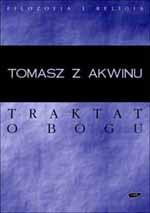 Traktat o Bogu - św.   Tomasz z Akwinu  | mała okładka