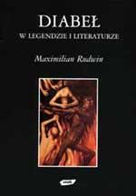 Diabeł w legendzie i literaturze - Maksymilian Rudwin  | mała okładka