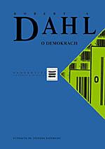 O demokracji - Robert A. Dahl  | mała okładka