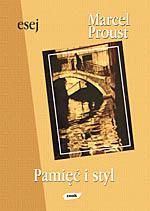 Pamięć i styl - Marcel Proust  | mała okładka