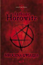 Mroczna gwiazda - Anthony Horowitz  | mała okładka