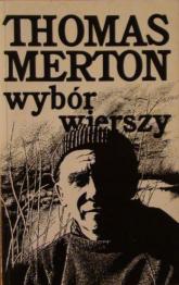 Wybór wierszy - Thomas Merton  | mała okładka