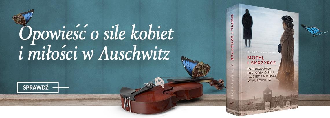 Motyl i skrzypce