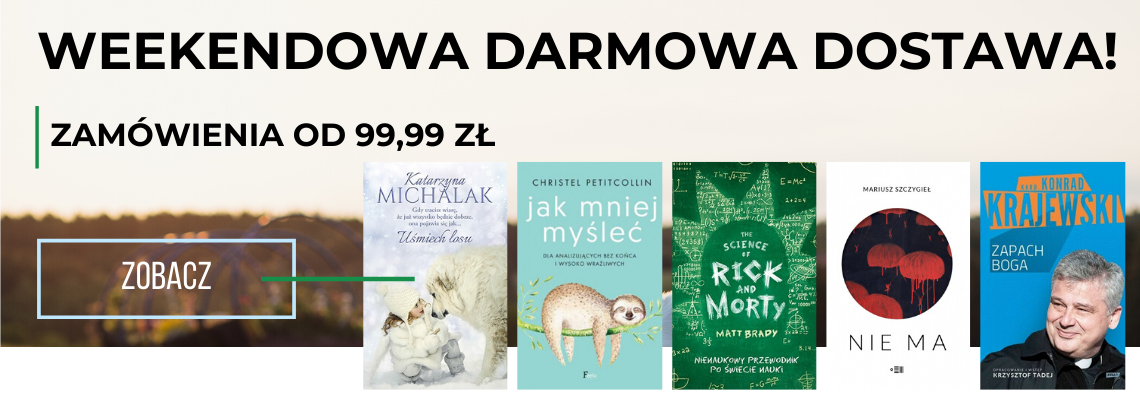 Darmowa dostawa od 99,99 zł do 12 listopada