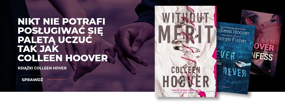 Książki Colleen Hoover