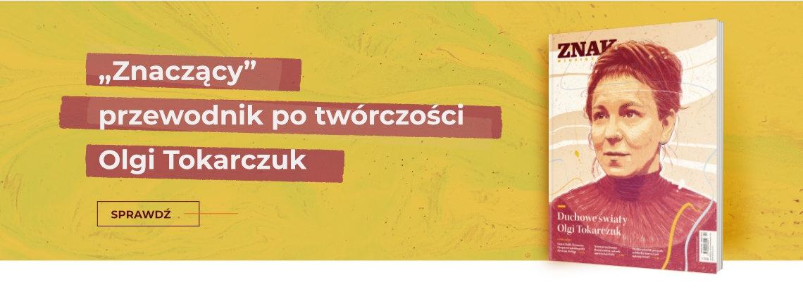 Miesięcznik Tokarczuk
