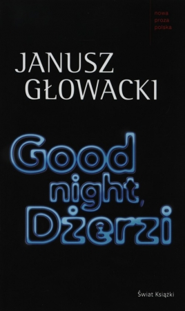 Good night Dżerzi - okładka