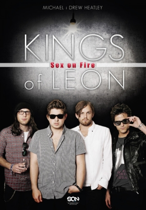 Kings of Leon. Sex on Fire - okładka