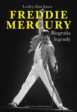 Freddie Mercury. Biografia legendy - okładka
