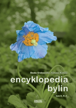 Encyklopedia bylin Tom 2 (K-Z) - okładka