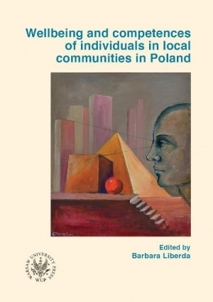 Wellbeing and competences of individuals in local communities in Poland - okładka