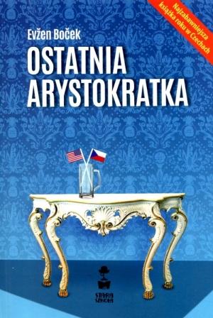 Ostatnia arystokratka - okładka