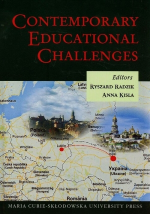 Contemporary Educational Challenges - okładka