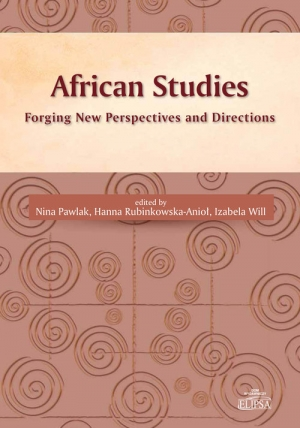 African Studies Forging New Perspectives and Directions - okładka