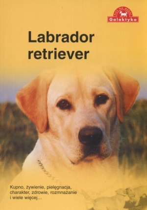 Labrador retriever - okładka
