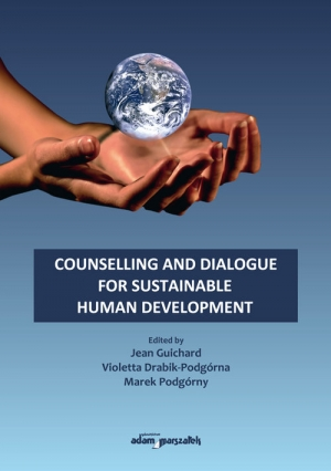 Counselling and dialogue for sustainable human development - okładka