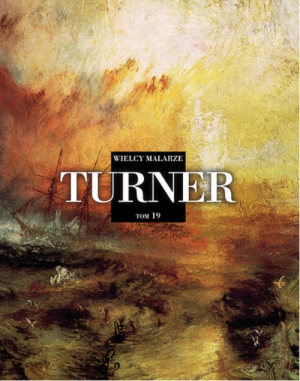 William Turner - okładka