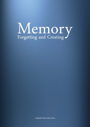 Memory Forgetting and Creating - okładka