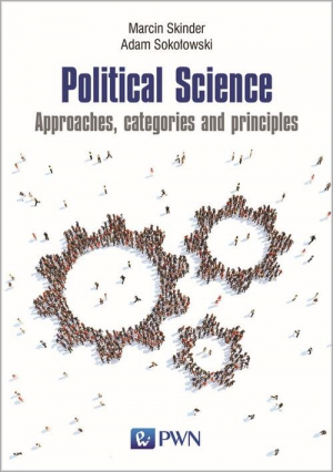 Political Science Approaches categories and principles - okładka