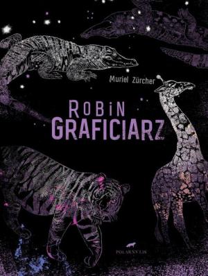 Robin Graficiarz - okładka