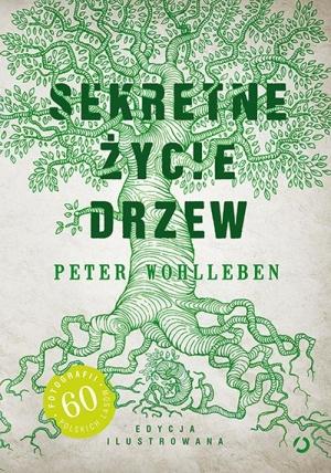 Sekretne życie drzew - okładka
