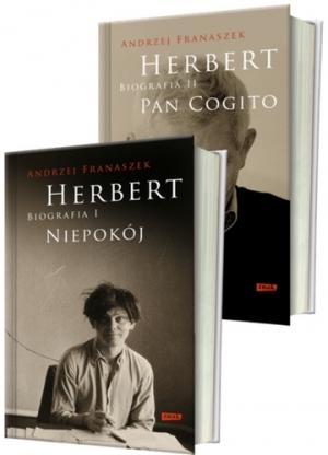 Link do okładki biografii Zbigniewa Herberta na stronie wydawnictwa