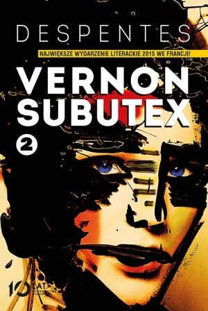 Vernon Subutex. Tom 2 - okładka
