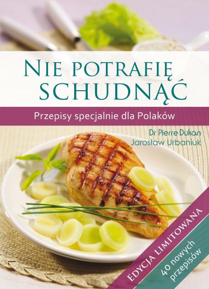 Nie potrafię schudnąć - Oceny, opinie, ceny - Pierre Dukan - Lubimyczytać.pl
